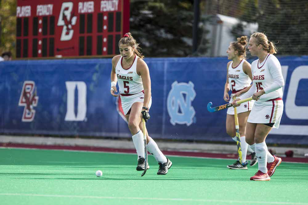 Offense Stalls as Eagles Drop First Game to Louisville