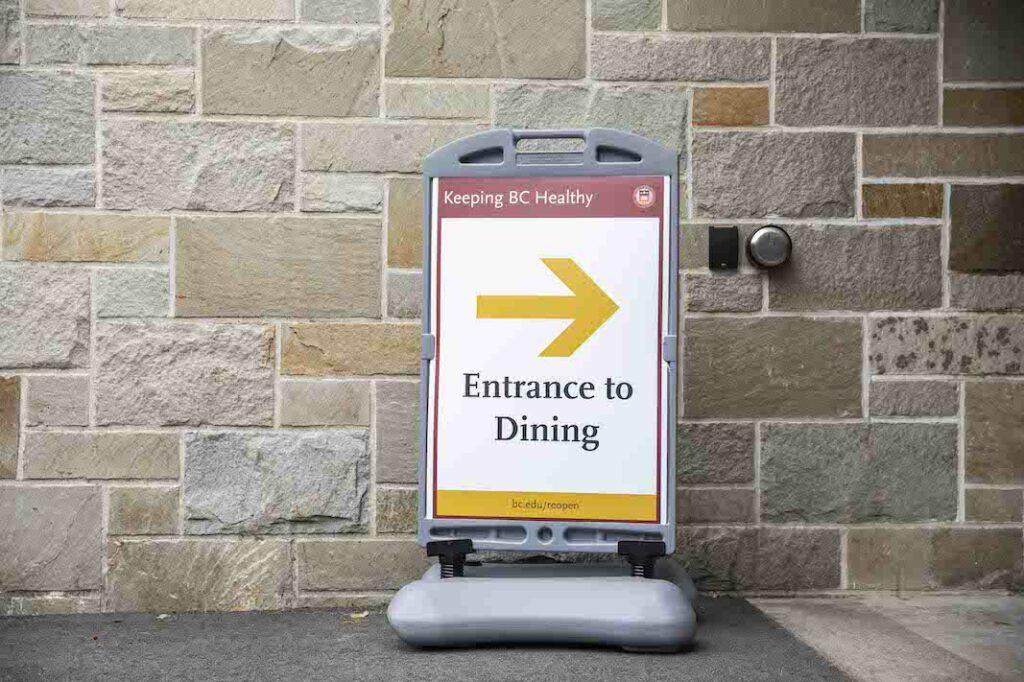 Boston College To Resume Late Night Dining On Tuesday The Heights