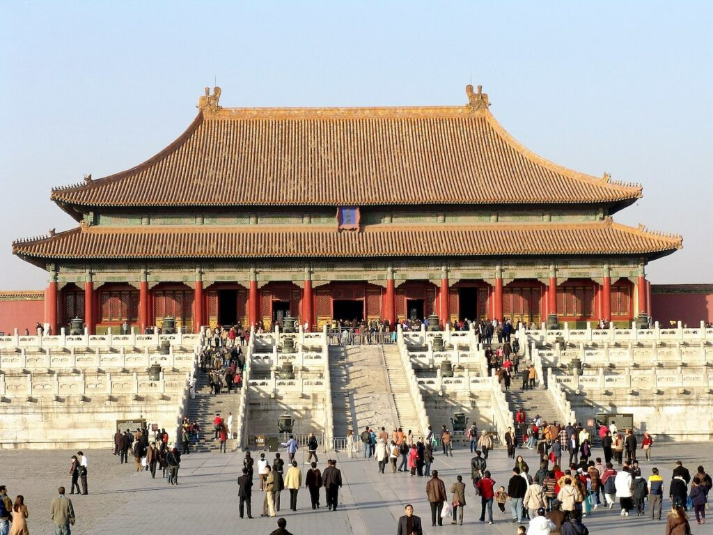 Campbell Explores Power Behind Ming Dynasty Architecture