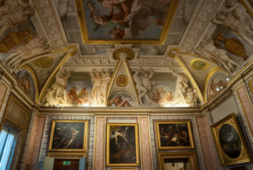 McMullen Lecture Explores Galleria Borghese's Rich History