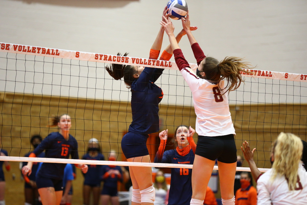 Eagles Struggle to Generate Offense, Fall to Orange in Third Straight Weekend Sweep