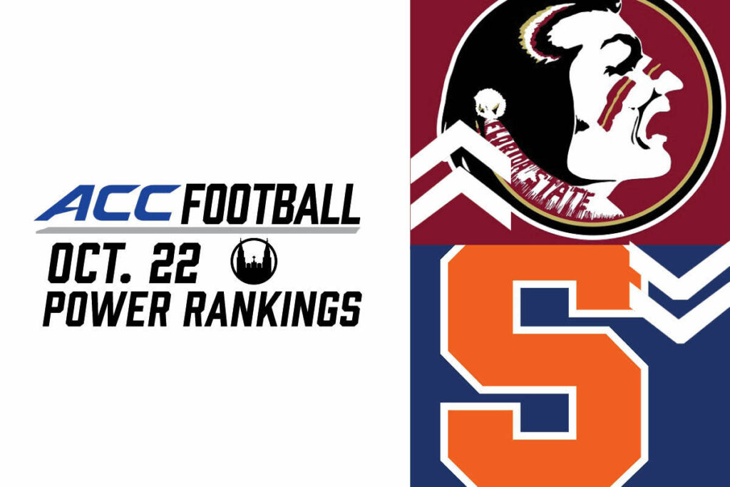 ACC Power Rankings: The Predictable and the Shocking