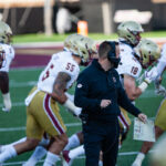 Facing the Top Team in College Football, Hafley Reflects on History