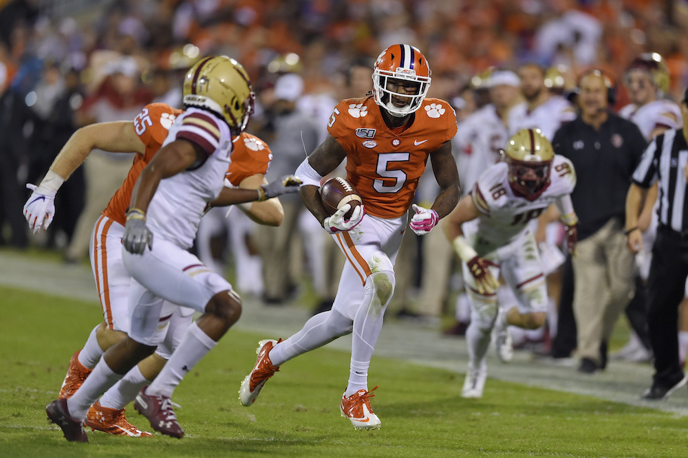Previewing 2020 Football: At Clemson