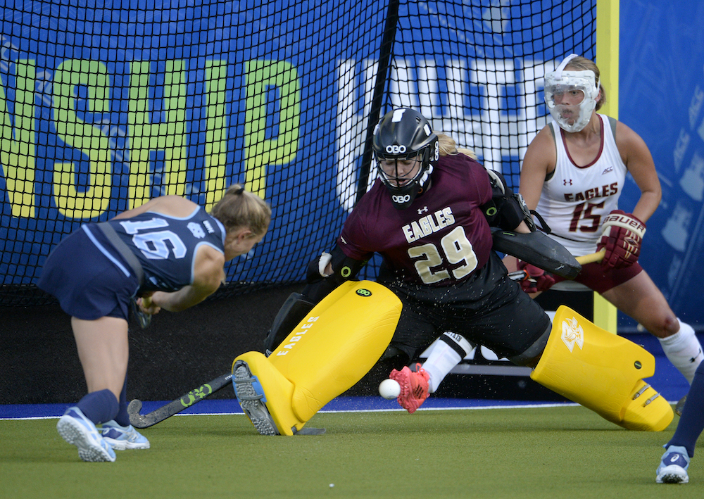 Eagles Unable to Control UNC Offense, Fall in ACC Quarterfinals