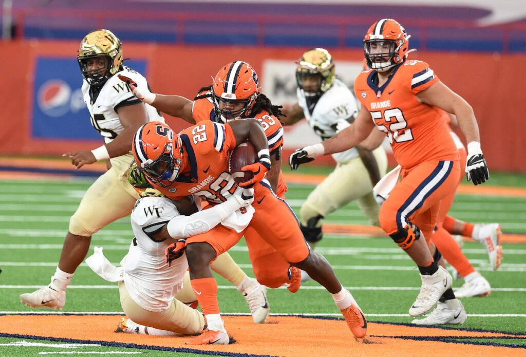 Previewing 2020 Football: at Syracuse