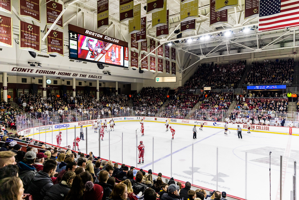Hockey East Announces Start of 2020-21 Season