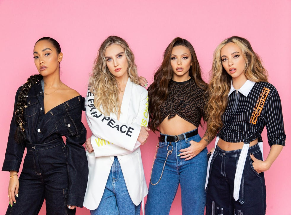 Little Mix's 'Confetti' Clings to Tired Pop Tropes