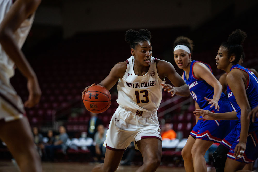 Breaking Down BC Women's Basketball 2020-21 Schedule