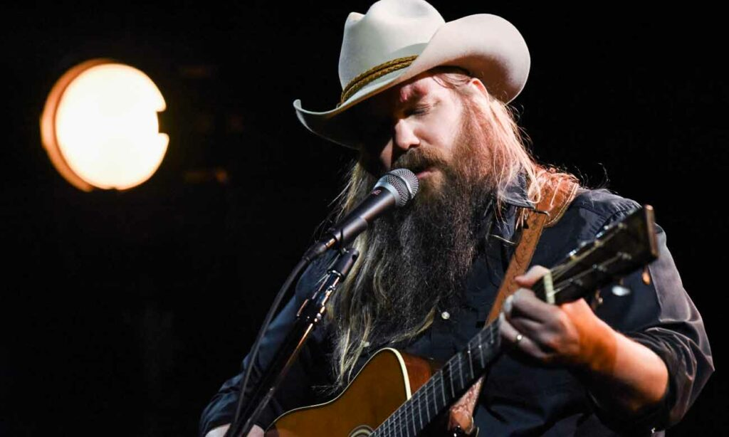 Chris Stapleton Returns With Lyrical Album 'Starting Over'