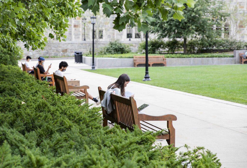BC Reports 27 New Undergraduate Cases of COVID-19