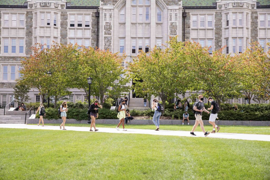Seventy-Six BC Students in Isolation Ahead of Thanksgiving Holiday