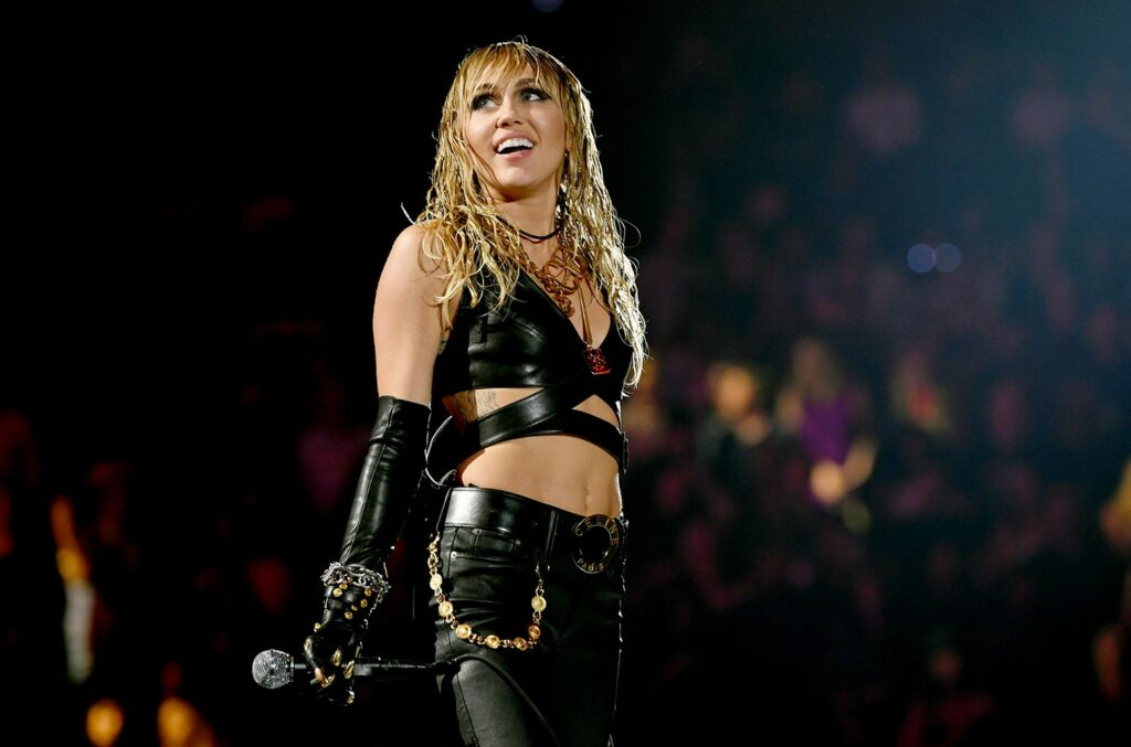 Miley Cyrus Leans into Rock and Roll on 'Plastic Hearts'