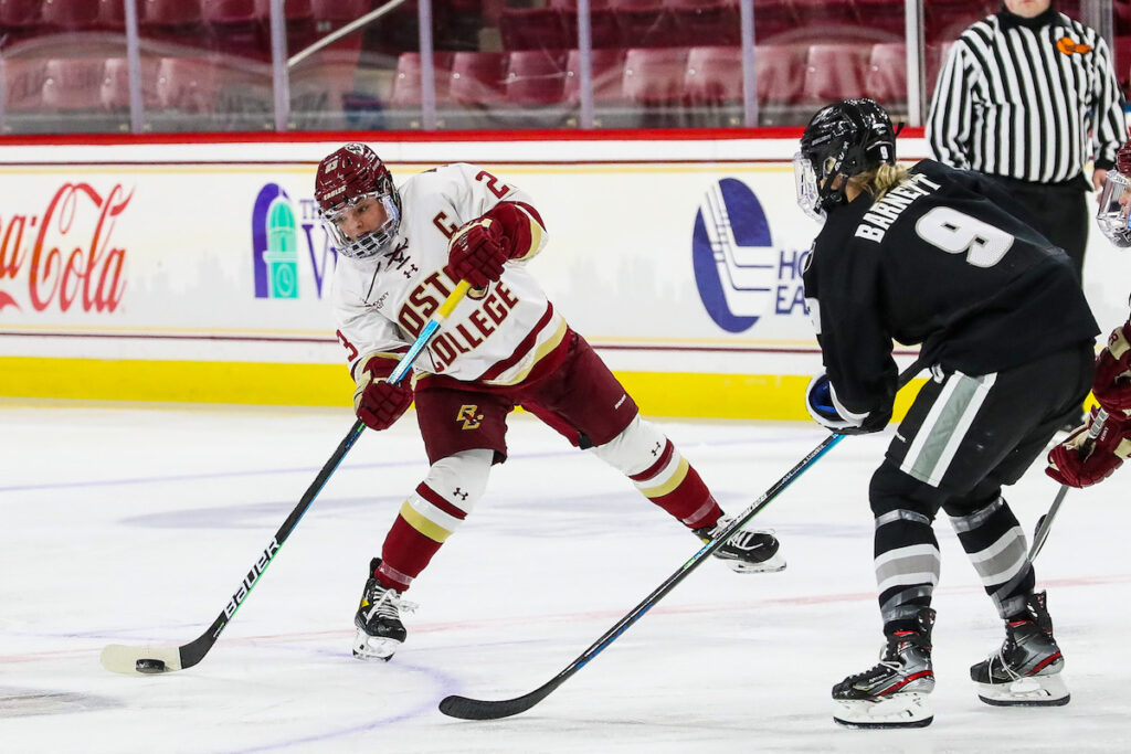 Two Second-Period Goals Aren't Enough in Loss to Providence