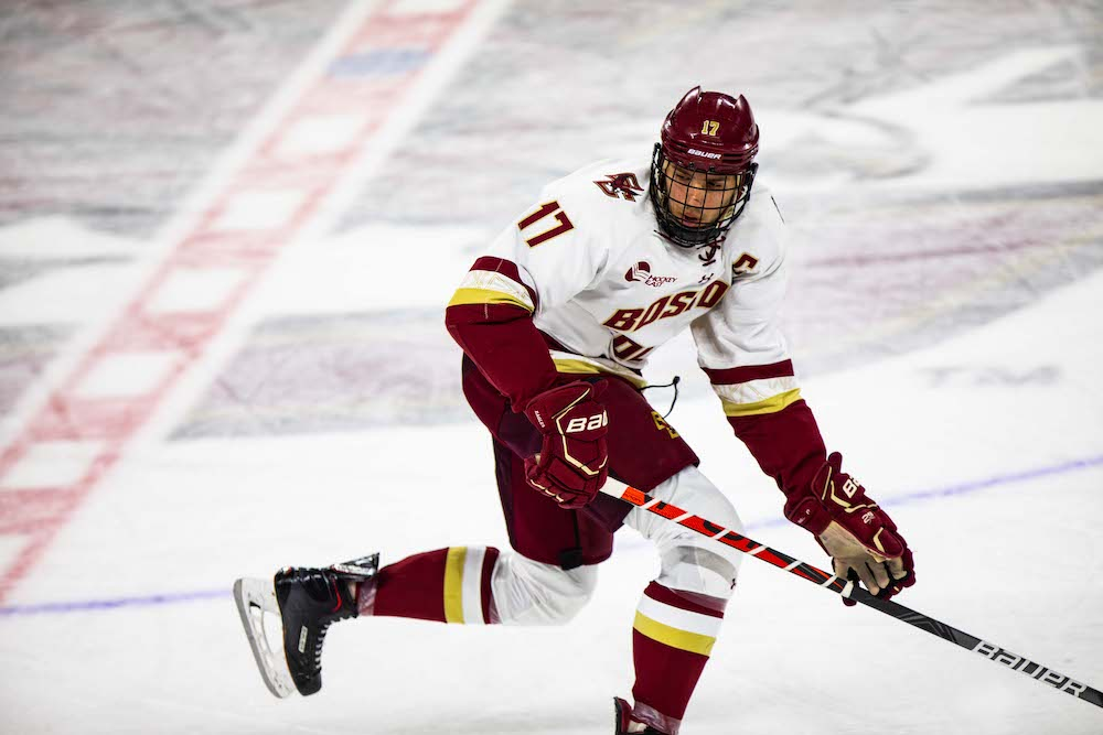BC Beats UMass 6-3, Sweeps Series