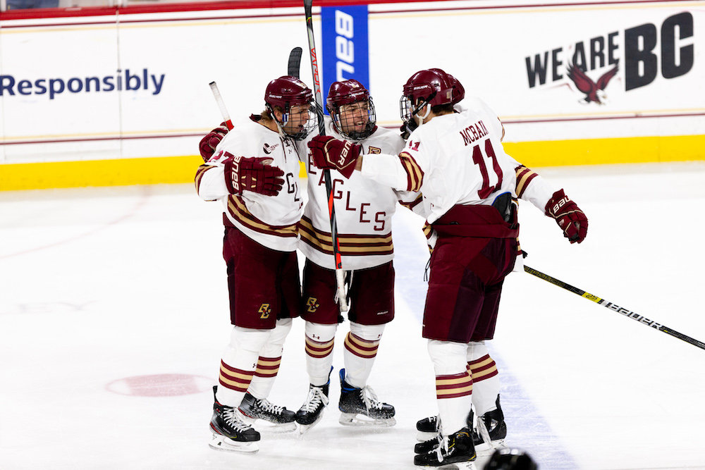 BC Earns First Shutout of the Year With Win Over Providence