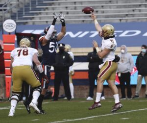 Boston College Virginia Football