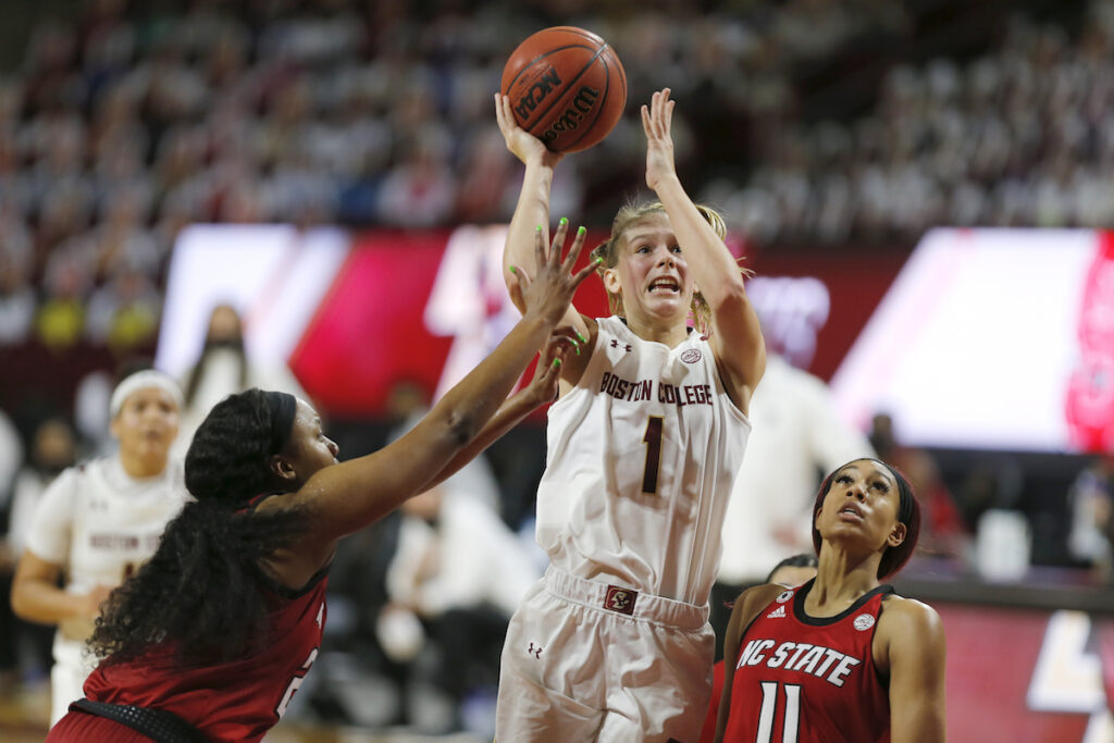 BC Dealt Crushing Loss in Near-Upset Over NC State