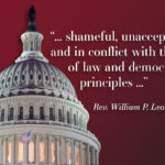 Leahy Condemns Violence at U.S. Capitol