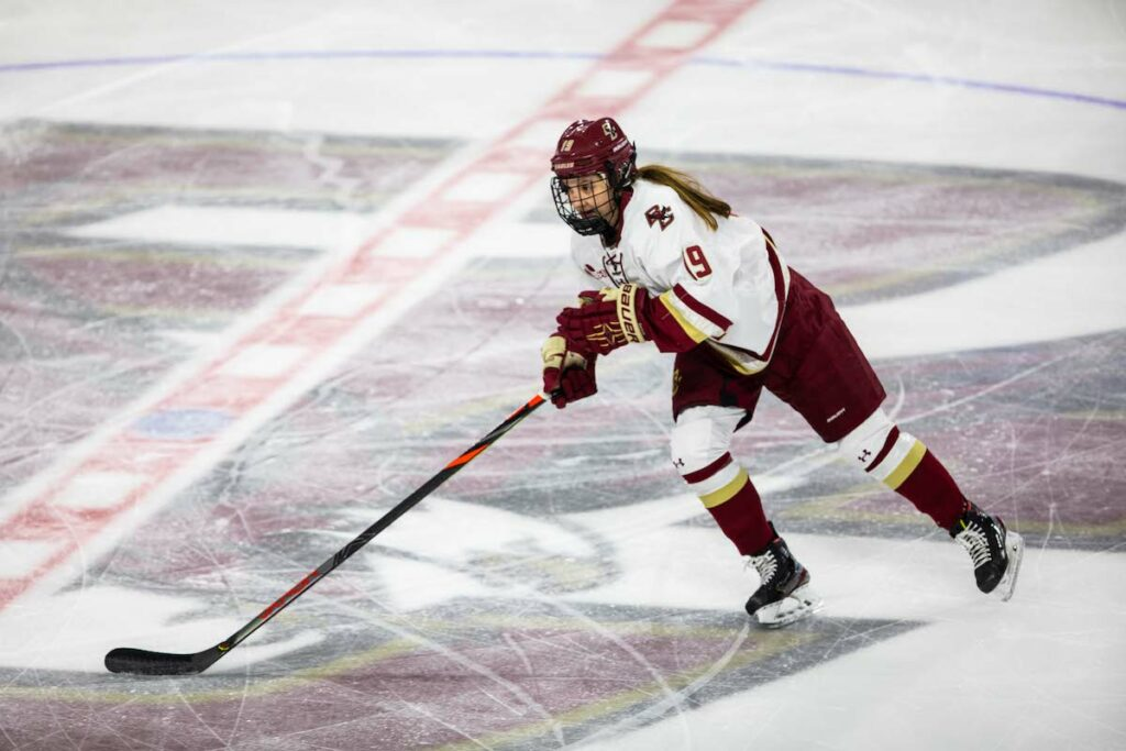 BC Wins Second Game in Two Days to Sweep Series Against Merrimack