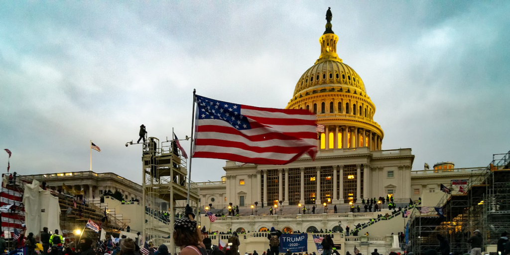 """""""It was a sacred place, and it was being desecrated"""": BC Reacts to Mob at U.S. Capitol"""