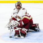 Knight Stars In Narrow Victory Over Merrimack