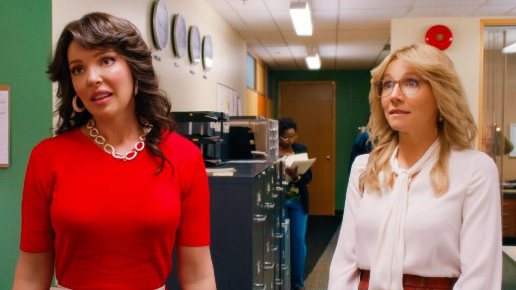 'Firefly Lane' Dances through Decades of Friendship