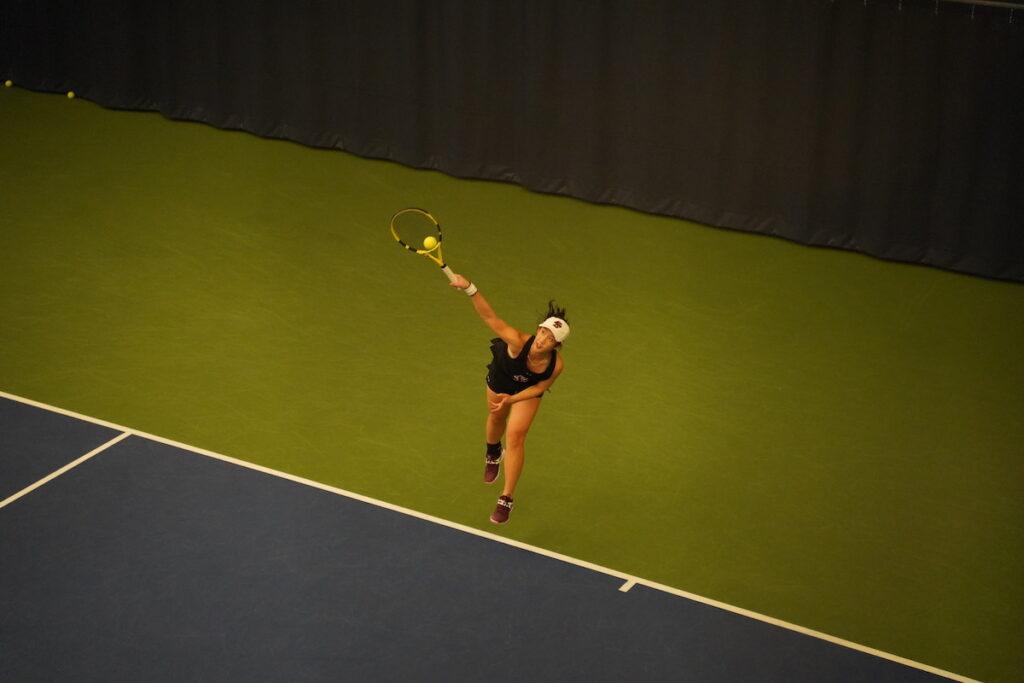 BC Women's Tennis Roundup: Week of 2/1