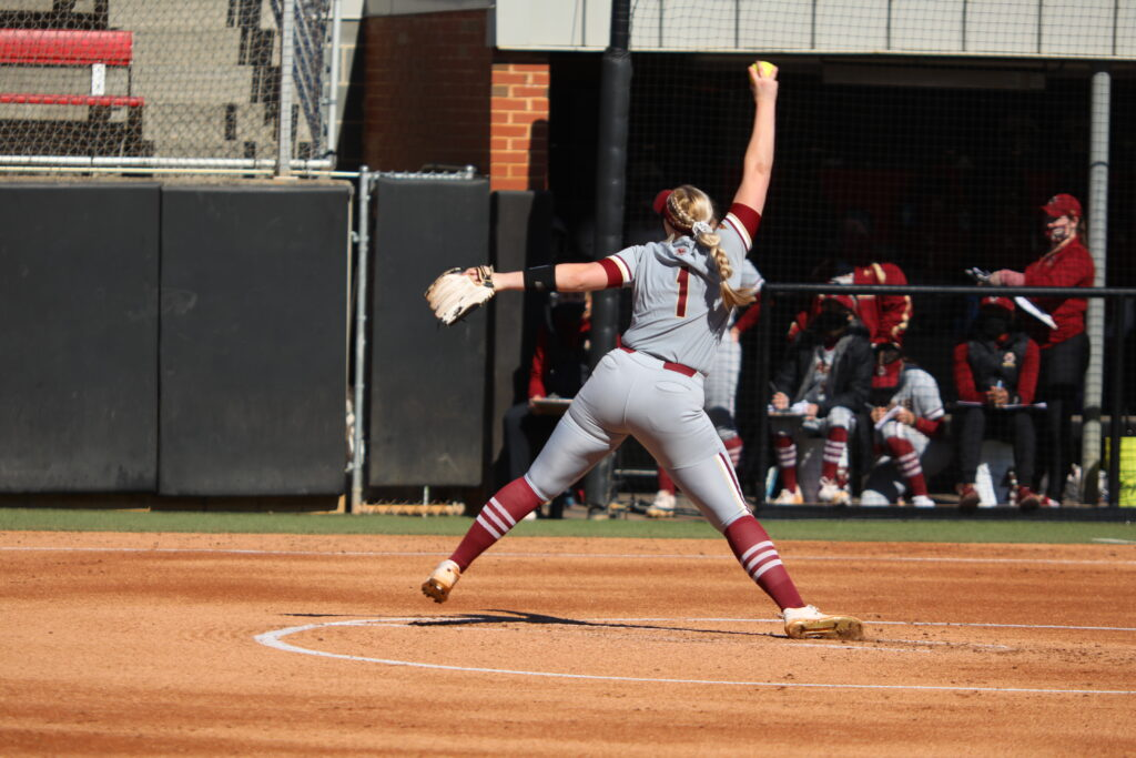 Eagles Lose Momentum, Split Doubleheader With NC State