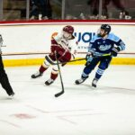 Eagles Net Two Third Period Goals To Top Black Bears