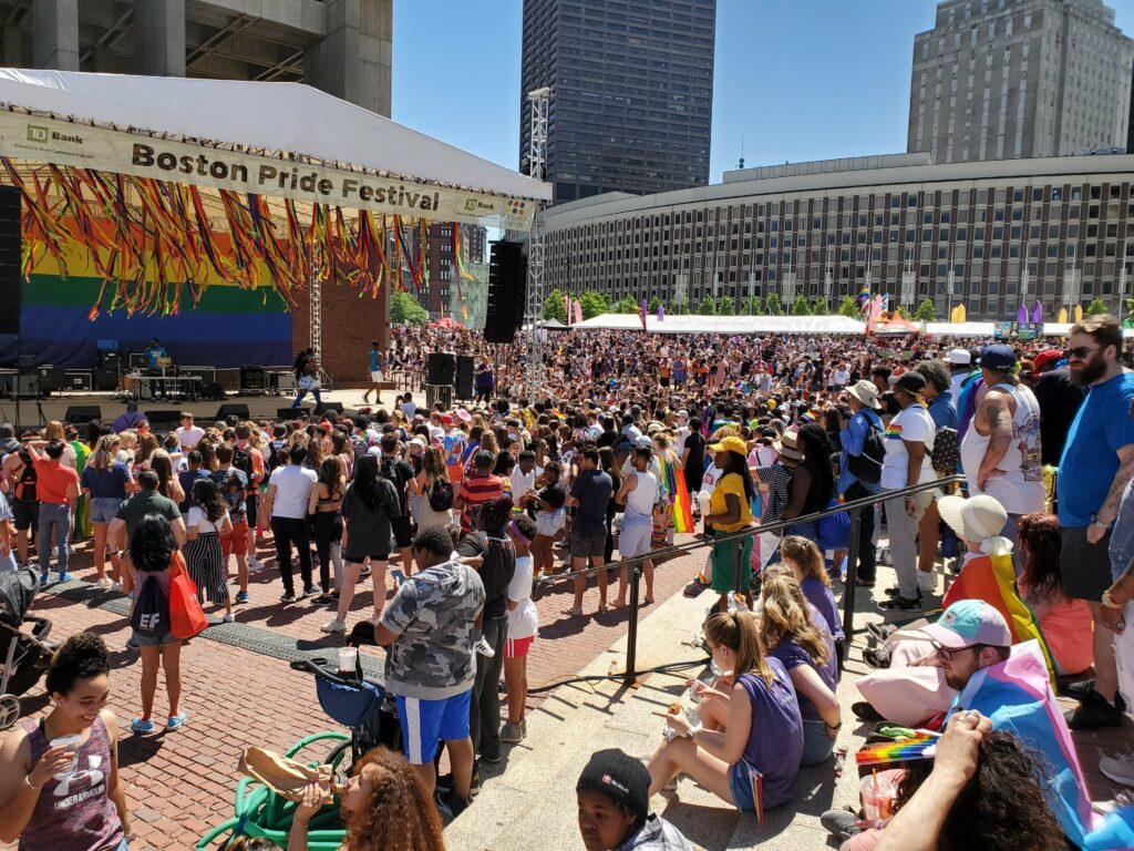 Boston Pride Parade Postponed, The City Considers Fall 2021 Date