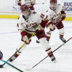 UConn Offense Fells BC in Hockey East Quarterfinal
