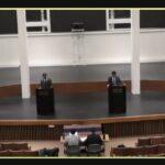 UGBC Presidential Candidates Meet for Final Debate