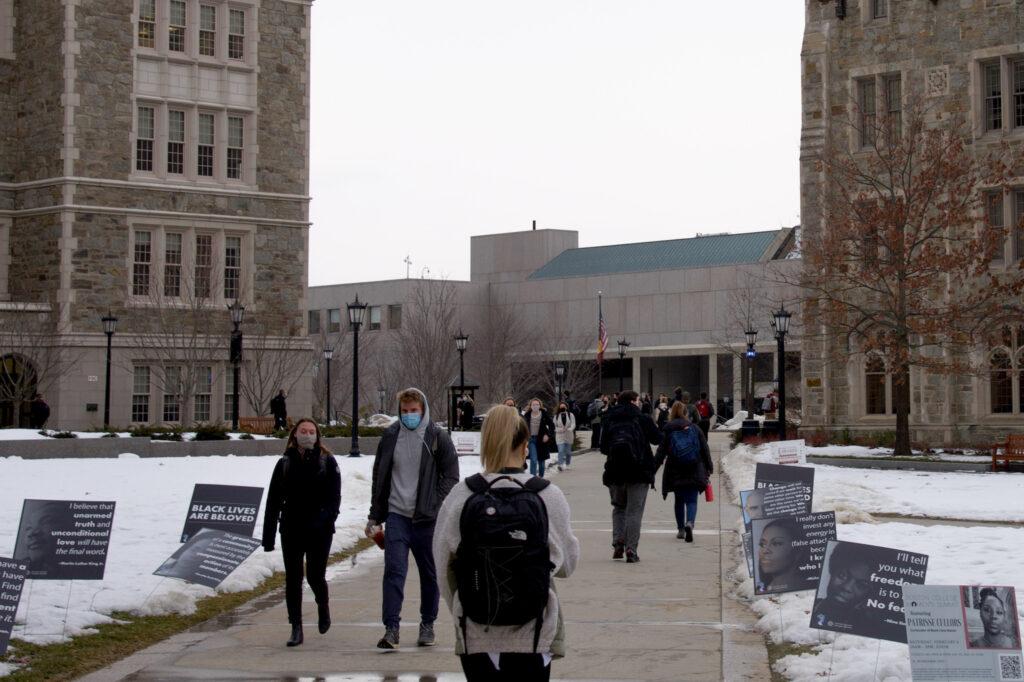 BC Undergraduate Co-Founds 'The Unfortunate Truth' Podcast