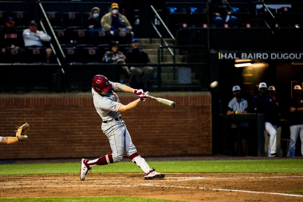 BC Bats Go Cold as Tigers Light Up To Even Series