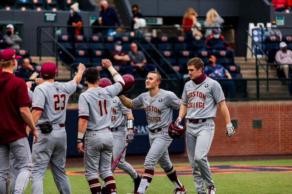 Frelick and Gold Put on a Show, BC Comes Back From Eight-Run Deficit To Beat Auburn