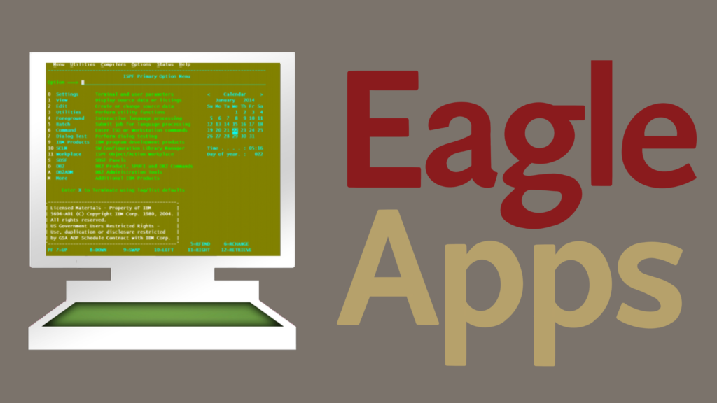 EagleApps to Replace UIS for Course Registration