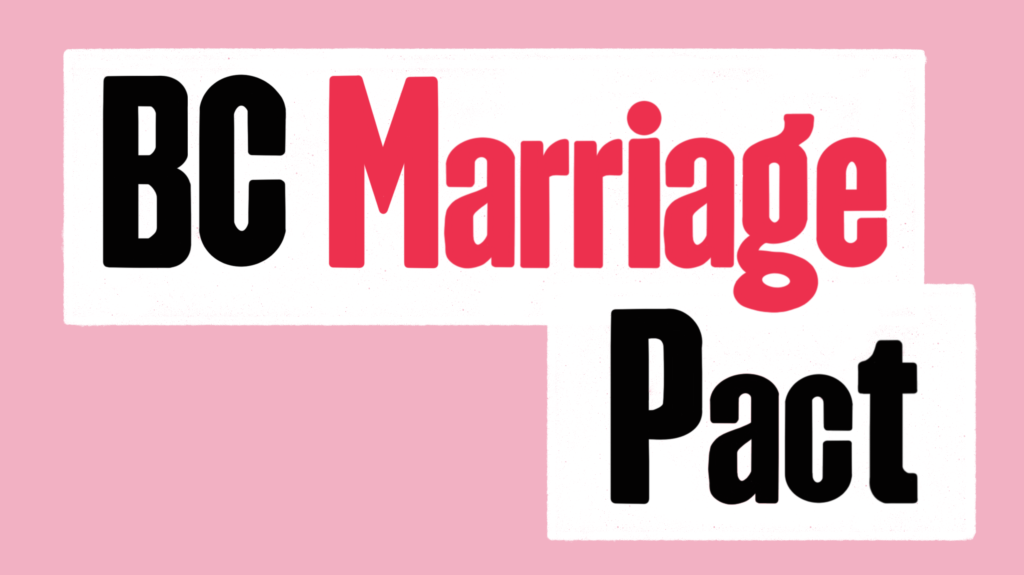 Marriage Pact Sparks Campus-Wide Relationships