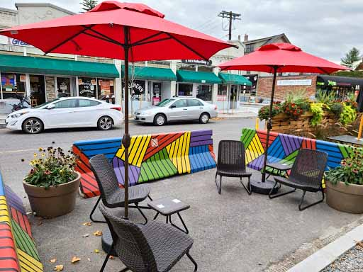 Newton Al Fresco Dining To Return on April 1