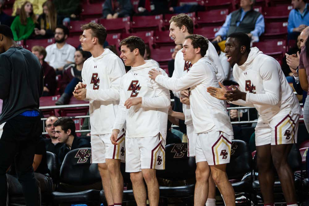 """Martians"" Rocket Into New Role With BC Basketball"