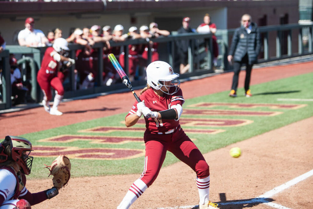 Eagles Drop Two in Doubleheader Against FSU