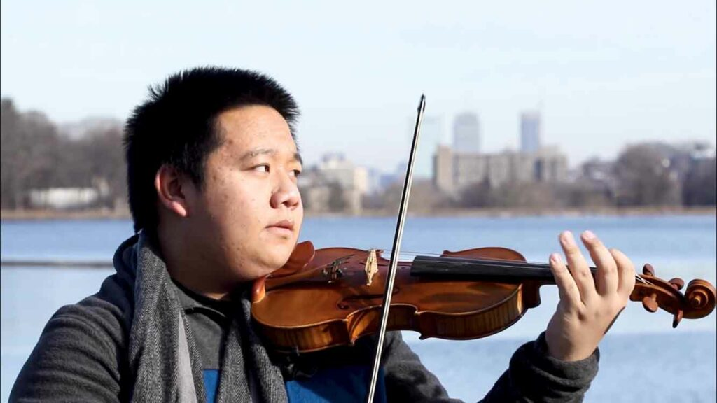 """Wang's Arrangement of """"For Boston"""" Strikes a Chord"""