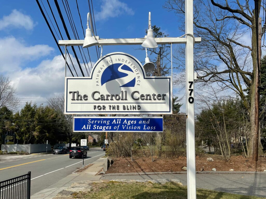 MBTA's Suspension of Bus Route 52 Affects Carroll Center for the Blind