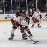 Eagles Crash Out of NCAA Tournament With Loss to St. Cloud State