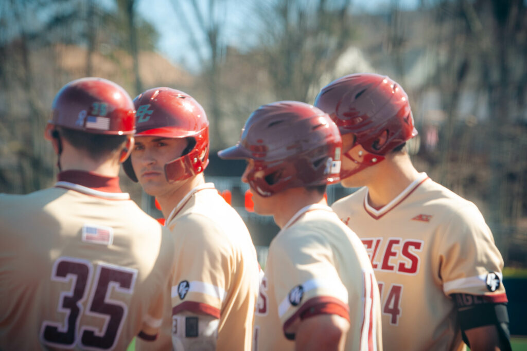Wheels Fall Off in Extra Innings, Eagles Lose 9-3