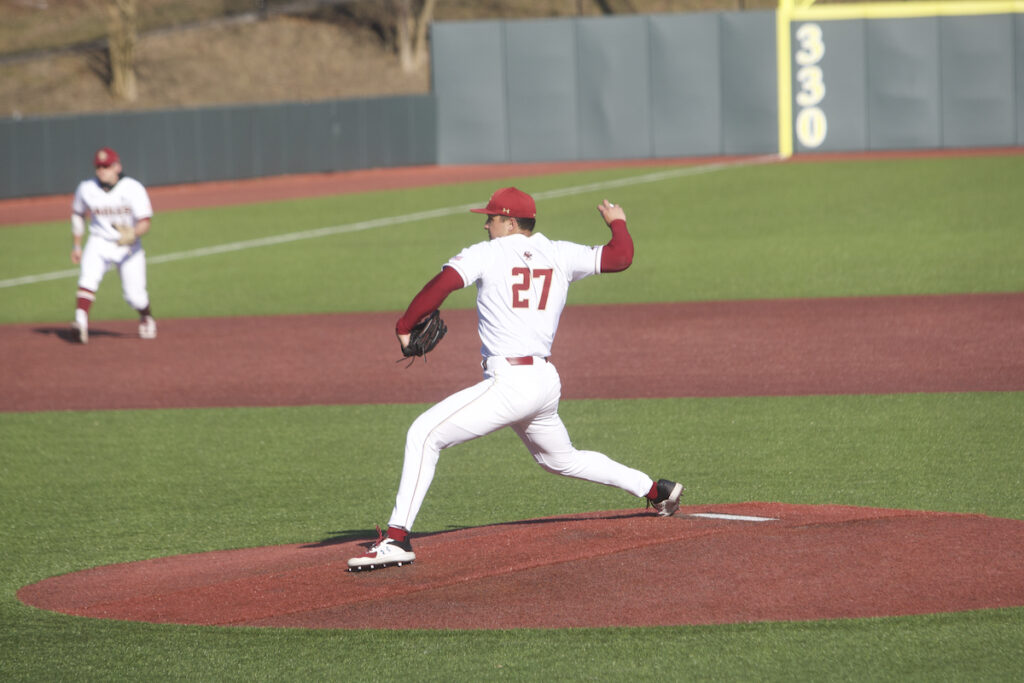 Eagles Offense Comes Alive in Series-Opening Win Over Virginia Tech