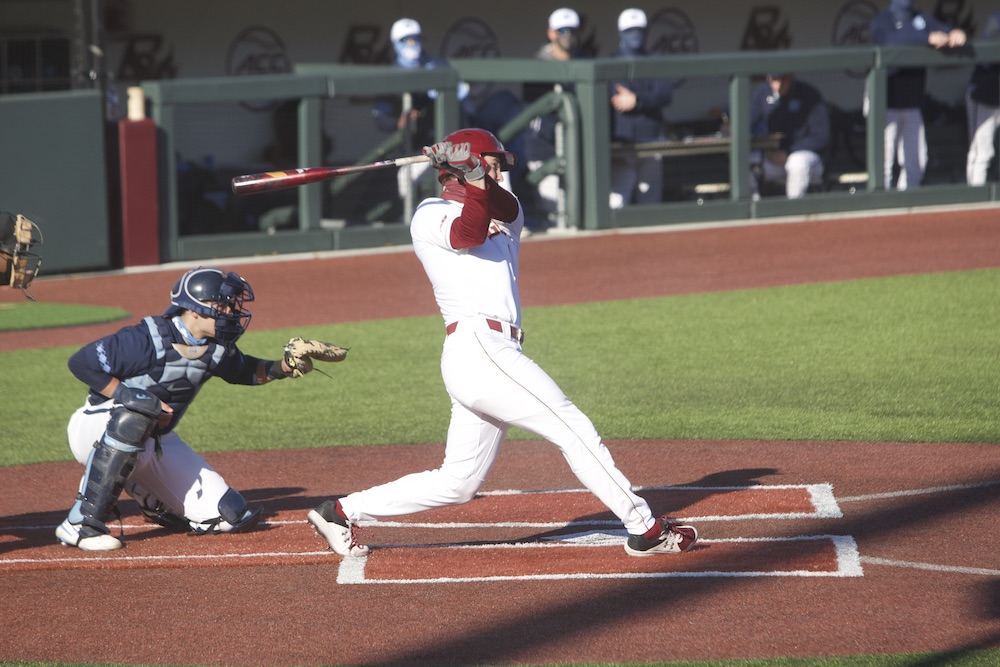 Sheehan Impresses, But BC Allows Six-Run Comeback
