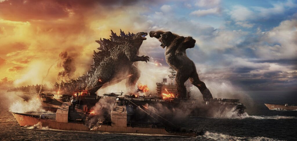 'Godzilla vs. Kong' Mesmerizes with Top-Notch Visual Effects