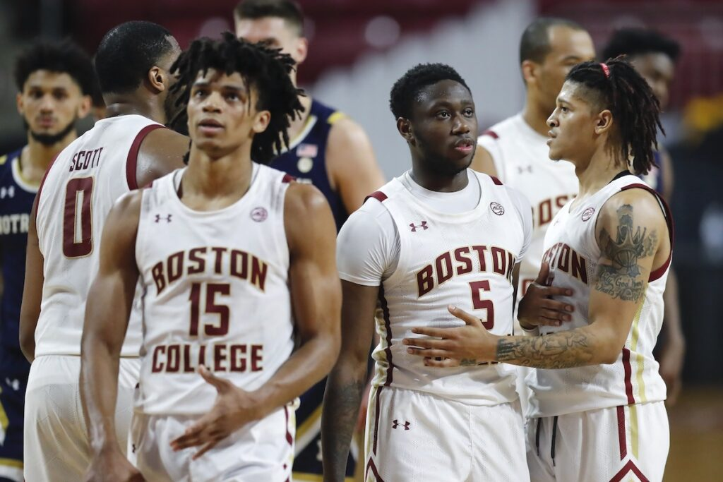 BC Bolsters Basketball Coaching Staff, Hires Anthony Goins and Chris Markwood