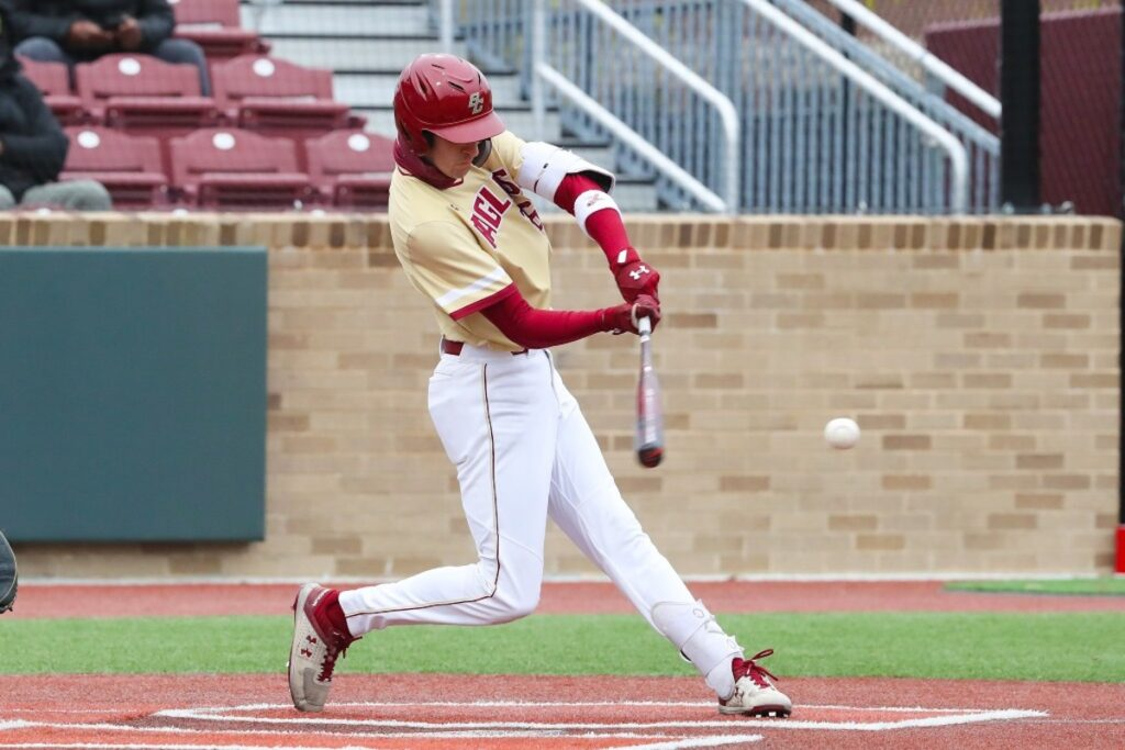 Florida State's Two Grand Slams Sink BC 10-2